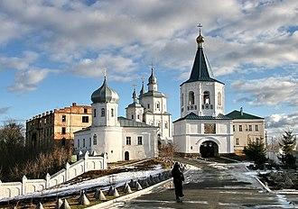 Putyvl - The Movchansky monastery