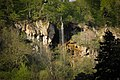 Монахов водопад. вид из Гуамского ущелья.jpg