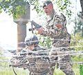 Морські піхотинці долають спеціальну смугу перешкод під час іспиту на право гордо носити чорний берет (27181317523).jpg