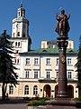 Міська ратуша у Самборі (пам'ятка 17-19 ст.).jpg