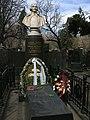 Николај Гогољ, Гробље Новодевичје.jpg