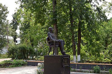 Памятник графу Павлу Александровичу Строганову