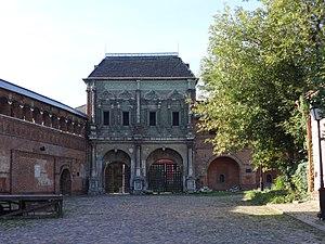 Osip Startsev - The Holy Gates (Teremok) at Krutitsy