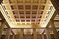 Потолок. Римский дворик. Античная декоративная скульптура.jpg