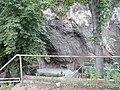 Природни споменик Миоценски спруд Ташмајдан 001.JPG