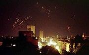 Против ваздушна одбрана покушава да обори НАТО бомбардере