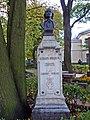 Санкт-Петербург, Тихвинское кладбище, могила А.Н. Серова.JPG