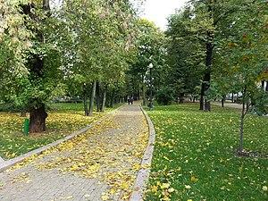 Strastnoy Boulevard - Image: Страстной бульвар (Strastnoy Boulevard), Москва 02