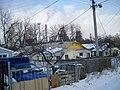 Тула. Косая Гора, дворик на Демешковской. 17-03-2010г. - panoramio.jpg