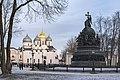 Тысячелетие России с Софийским собором.jpg