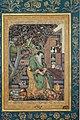 Фаррух Бек. Старый суфий. 1615 Част. собрание..jpg