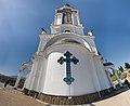 Храм-маяк Миколая Чудотворця. Малоріченськ. панорама.jpg