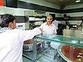 البيك محل لبيع النابلسية سوق باب سريجة دمشق سوريا.JPG