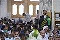 عکس های مراسم ترتیل خوانی یا جزء خوانی یا قرائت قرآن در ایام ماه رمضان در حرم فاطمه معصومه در شهر قم 35.jpg