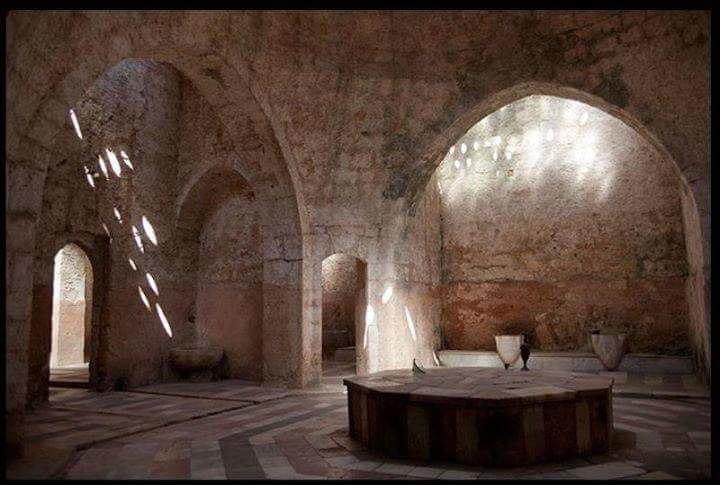 من حمامات طرابلس شمال لبنان