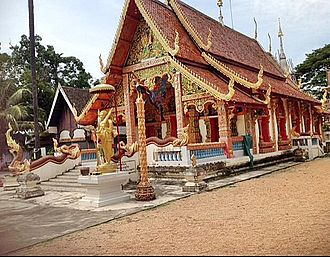 Hang Chat District - Wat Pong Yang Kok