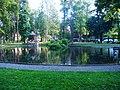 """""""Zielony Staw"""", dawniej zwany """"Łabędzim"""" - panoramio.jpg"""