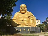 弥勒大仏像