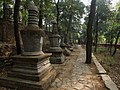 潭柘寺上塔林 - Upper Pagoda Forest of Tanzhe Temple - 2012.04 - panoramio (1).jpg
