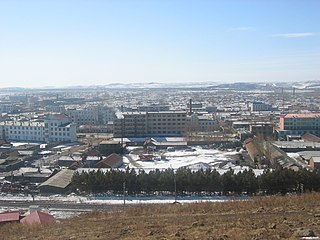 Oroqen Autonomous Banner Autonomous banner in Inner Mongolia, Peoples Republic of China