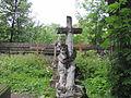 -1109 M stary cmentarz (Na Pęksowym Brzyzku) wraz z murem, bramą, drzewami i pomnikami Zakopane bgvvvv 9.jpg