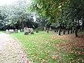 -2018-09-17 Churchyard, Parish church of All Saints Church, Church Street, Gimingham (3).JPG