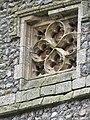 -2018-11-04 Square tracery window, Parish church of Saint Giles, Bradfield, Norfolk.JPG