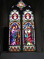 -2018-11-06 Stained glass window, Saint Andrew's, Bacton (2).JPG