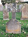 -2019-11-13 Headstone of Frances Beckett, died April 09 1896 age 59, Trimingham churchyard.JPG