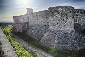Count of Chinchón - Castle of Chinchón