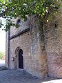 012 Santa Maria de Talamanca, façana oest.JPG