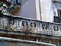 0759 - Siracusa - Palazzo Borgia-Impellizzeri - Cortile - Foto Giovanni Dall'Orto, 22-May-2008.jpg
