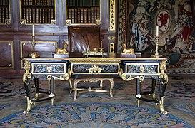 0 Grand bureau de Nicolas Fouquet - Château de Vaux-le-Vicomte