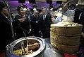 10.10 副總統出席「中華民國106年國慶酒會」,帶領索本嘉總理伉儷參觀金門高梁、馬祖高梁、鼎泰豐、五木拉麵等攤位 (36944903583).jpg