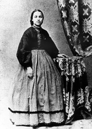 Mary Jane Patterson - Image: 10Mary Patterson 1862