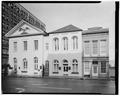 12-14-16 Broad Street (Commercial Buildings), Charleston, Charleston County, SC HABS SC,10-CHAR,392-1.tif