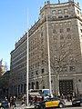 12 Màstils del Portal de l'Àngel i Banc d'Espanya, des de la pl. Catalunya (Barcelona).jpg