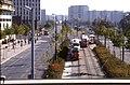 139R07071185 Blick von U Bahnstation Zentrum Kagran, Siebeckstrasse, Blick Richtung Wagramerstrasse - Donaustadtstrasse.jpg