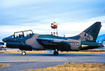 152d Tactical Fighter Squadron A-7K Corsair II 79-0463.jpg