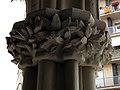 154 Ajuntament de Terrassa, capitell del porxo.JPG