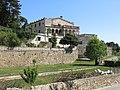 157 Can Botey, o Can Casadellà (Premià de Dalt), des del torrent de Can Pau Manent.jpg
