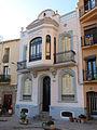 161 Cal Roig, o casa del Doctor Juncà, c. Julià Fuchs 29 (Monistrol de Montserrat).JPG