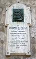 1640 - Milano - Piazza Mentana - Lapide a Garibaldi (1883) - Foto Giovanni Dall'Orto - 18-May-2007.jpg