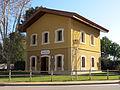 175 Antiga estació del cremallera (Monistrol de Montserrat).JPG