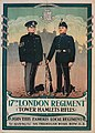 17th LONDON REGIMENT TOWER HAMLETS RIFLES c1930.jpg