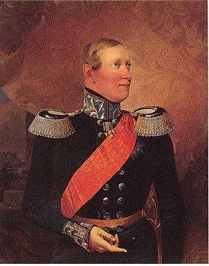 Paul Frederick, Grand Duke of Mecklenburg-Schwerin - Image: 1800 Paul Friedrich