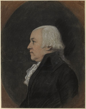 Elias Boudinot - James Sharples, Elias Boudinot IV, Princeton University Art Museum