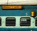 18519 (Visakhapatnam - Mumbai LTT) Express at Secunderabad 04.jpg