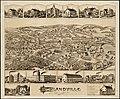 1887 bird's eye view map of Highlandville, Massachusetts (2673654759).jpg