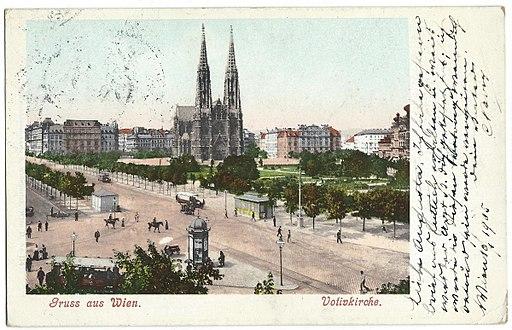 19050110 wien votivkirche